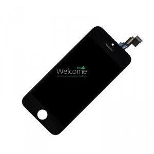 iPhone5C LCD+touchscreen black On-cell (TEST)
